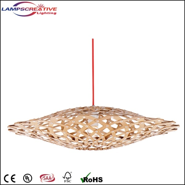 lamp timber design wood