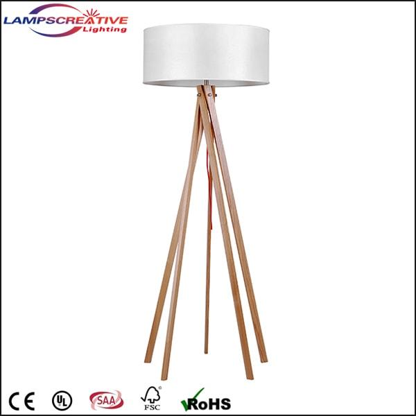 diy wood creative lamp for horsten japanese fabric style wooden floor standard item